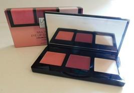 Laura Geller Multitasking Eye Lip Cheek Palette Trio Shades of Mauve Brand New  - $22.99