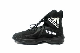 Adidas Freak High Tortion Men's Football Cleats- Black Core / white (BB7528) MD - $47.45