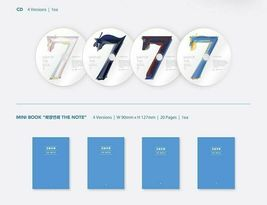 K_POP BTS MAP OF THE SOUL : 7 Album Ver.4 CD image 7