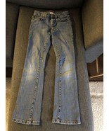 Old Navy Boot-Cut Jeans - Girls Size 10 Slim - $12.00