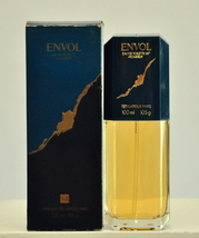 Ted Lapidus Envol Eau de Toilette Edt 100ml 3.3 Fl. Oz. Spray Vintage Old 1981 - $300.00