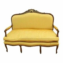 Tremendous 1940S Vintage Sofa Couch Davenport Long Mid And 23 Similar Items Pdpeps Interior Chair Design Pdpepsorg