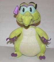 Disney Parks Allie Alligator Plush Where's My Water?  - $10.00