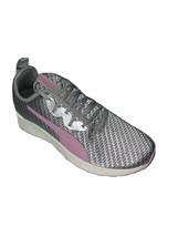 Puma NRGY Neko Sport Running Shoe Sz 11 Women's 192879 01 Silver Pink White NEW - $34.20