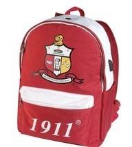 Kappa Alpha Psi - Backpack w/USB Port - £39.72 GBP