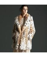 Bobcat Lynx Fur Coat Azes - $4,653.00