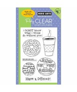 Hero Arts Have a Donut Stamp Set - $13.45