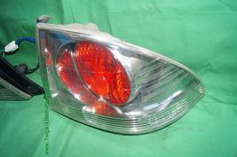 Lexus IS300 Sedan Taillights Tail Lights Lamp Set Pair 01-05 L&R image 3