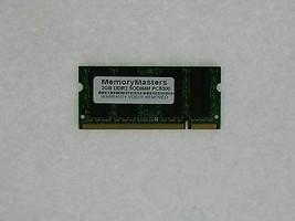 2gb Memory per Acer Aspire 5520 504g25mi 5199 5281 5351 5402 5495 5537 5679 - $22.51