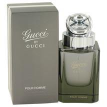 Gucci (New) 1.6 Oz Eau De Toilette Cologne Spray image 5