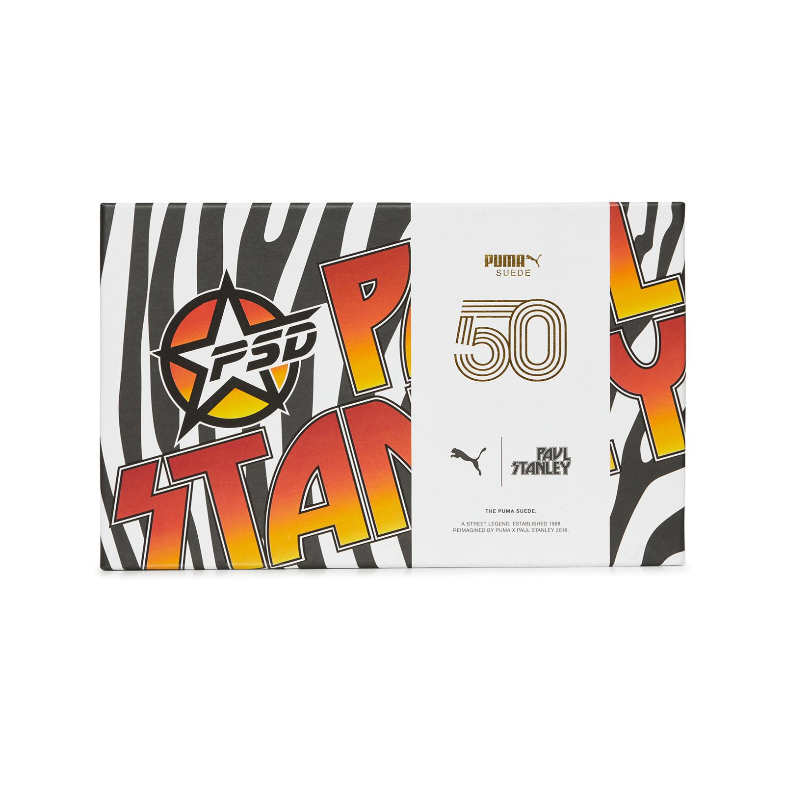 san francisco d83f7 aec5d Puma Suede 50 x Paul Stanley (Black/ White and 50 similar items