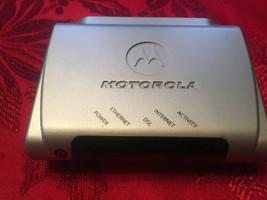 Motorola Modem 12VDC E141744  Router - $4.94