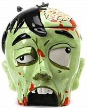 Zombie Ceramic Cookie Jar (Think Geek) New in Box Walking Dead Style - $19.79