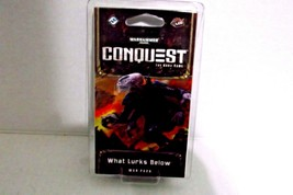 Warhammer 40000 40K Conquest LCG What Lurks Below Expansion Card Game - $10.19