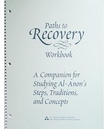 Paths to Recovery Workbook [Spiral-bound] Al-Anon Family Groups - $14.95