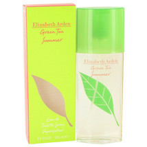 Green Tea Summer Perfume By Elizabeth Arden For Women 3.4 Oz Eau De Toilette - $19.90