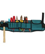 Thicken Multi Electic Tool Belts Bag Waterproof Pockets Electrician Wais... - £10.00 GBP