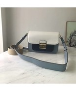 Michael Kors Sloan Editor Color-Block Leather Shoulder Bag - $223.00