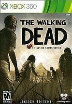 The Walking Dead A TELLTALE GAMES SERIES (Microsoft Xbox 360, 2012) DISC... - $10.67