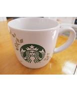 Starbucks '13 Christmas Collection Siren Mermaid Silver Gold Coffee Tea ... - $14.35