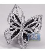 925 Sterling Silver White Sapphire Gemstone Wedding Engagement Butterfly... - $15.00