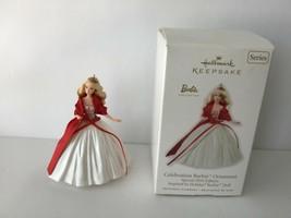 Hallmark Keepsake Celebration Barbie Special 2010 Edition Ornament New I... - $24.74