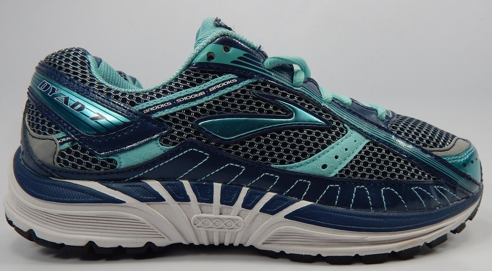 Brooks Dyad 7 Size US 8 2E EXTRA WIDE EU 39 Women's Running Shoes 1201152E944 image 1