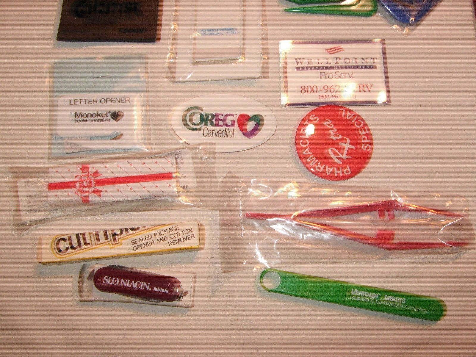Rx, Pharmacy Promotional Items, Mixed Lot image 5