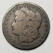 1895S MORGAN SILVER $1 DOLLAR Coin Lot# 519-41
