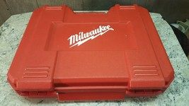 """Milwaukee 0514-24 1/2"""" Cordless Hammer Drill Driver -HARD CARRYING CASE ... - $9.49"""