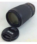Nikon Telephoto Zoom Lens For F Mount 2717968 Af S 70 300Mm F4.5 5.6G Li... - $322.43