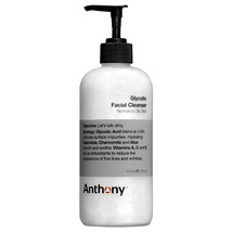 Anthony Glycolic Facial Cleanser 16 oz / 473 ml  - $43.10