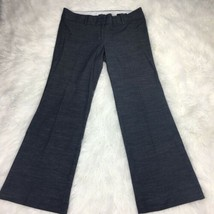 Ann Taylor Loft Women's Size 10 Dark Gray Dress Pants - $16.81