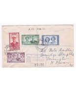 ROYAL VISIT 1947 REGISTERED FDC BECHUANALAND LOBATSI - €4,99 EUR