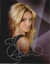 8x10 autograph of Britney Spears reprint - $25.00