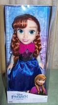 """Disney Frozen ANNA Doll 14""""H New - $18.88"""