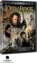 The Lord of the Rings: The Return of the King DVD