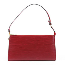 Louis Vuitton Pochette Accessoires PM Epi Bag - $480.00