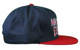 Another Enemy Marineblau Rot Sommer Klassisch Verstellbar Snapback Baseball Hut image 3
