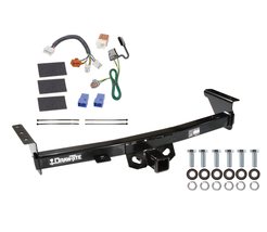 Trailer Tow Hitch For 05-19 Nissan Frontier 09-12 Suzuki Equator Wiring ... - $177.61