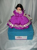 "Vintage Madame Alexander 8"" Doll Melanie Scarlett Series 627 Tag Box NICE - $45.00"