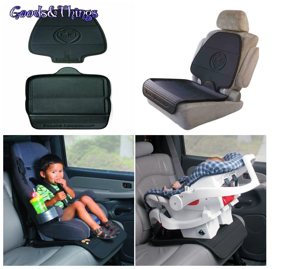 new car seat back protector cover for baby kids children safety rear keeps black. Black Bedroom Furniture Sets. Home Design Ideas