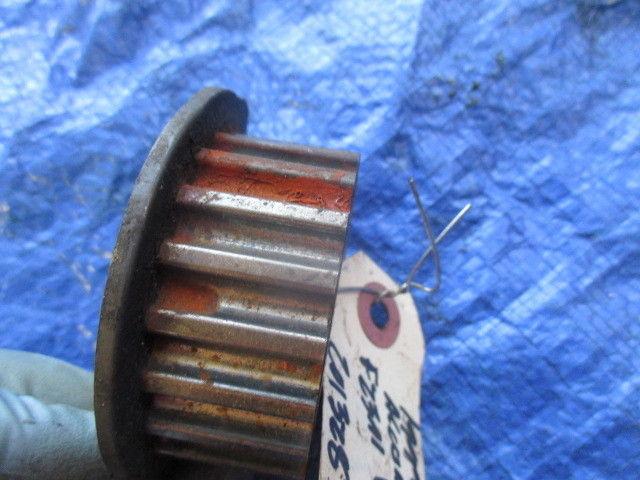 98-02 Honda Accord F23A1 OEM timing gear belt pulley F23 OEM VTEC P0A