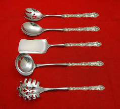 Imperial Chrysanthemum by Gorham Sterling Silver Hostess Set 5pc HHWS  Custom - $435.20