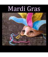 Mardi Gras Mask Painting - $45.00
