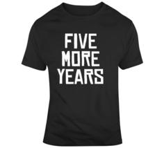 Five More Years Kawhi Raptors Champs Parade T Shirt - $20.99+