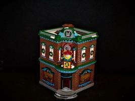 Dept 56 Retired 1997 Snow Village Kringles Toy Shop- DAMAGED-SEE PIC - $24.50