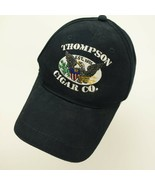 Thompson Cigar Co Ball Cap Hat Adjustable Baseball - $13.85