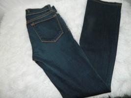 J Brand Jeans Straight Leg Jeans  Dark Wash Style #805 Size 25 image 2