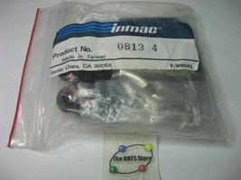 INMAC 0813-4 Connector Kit DB25 Male D-Sub Metal Hood w Hardware - NOS Q... - $9.49